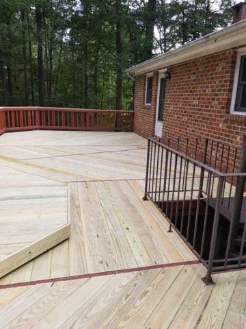 Deck Repair vs. Replacement- Save Thousands!