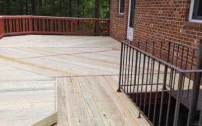 Deck Repair vs. Replacement- Save Thousands!