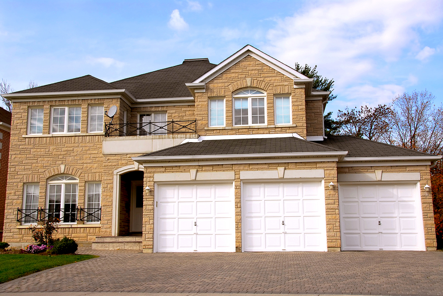 RIBA Construction also does garage doors of all sizes and types