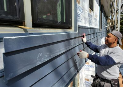 Home Siding Replacement - Mosso