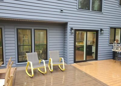 Siding- Windowns-Sliding Glass Doors - Mosso