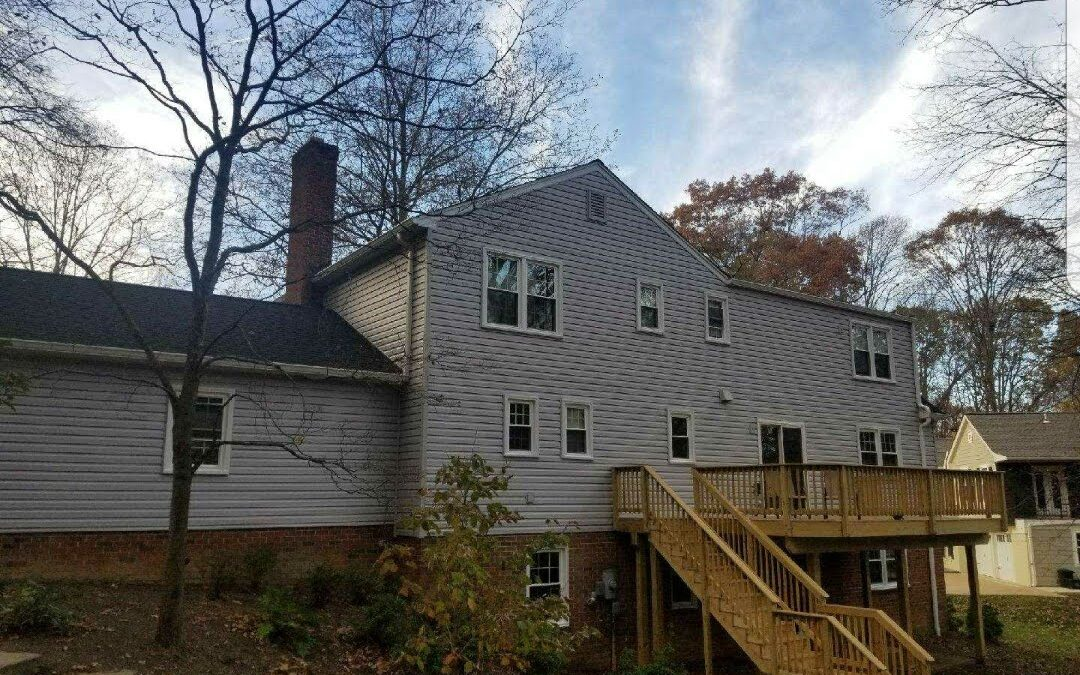siding replacement near me after