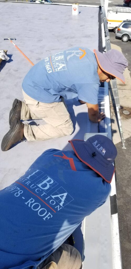 flat roof replacement near me